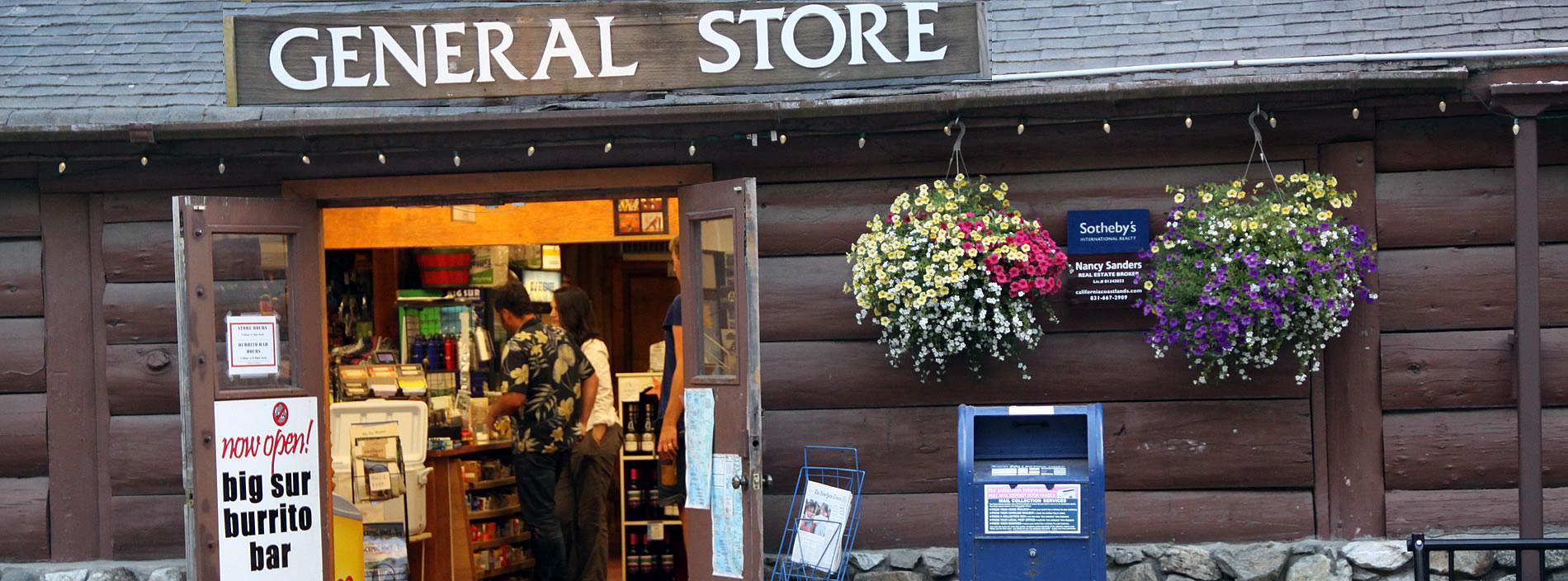 big sur river inn general store and burrito bar