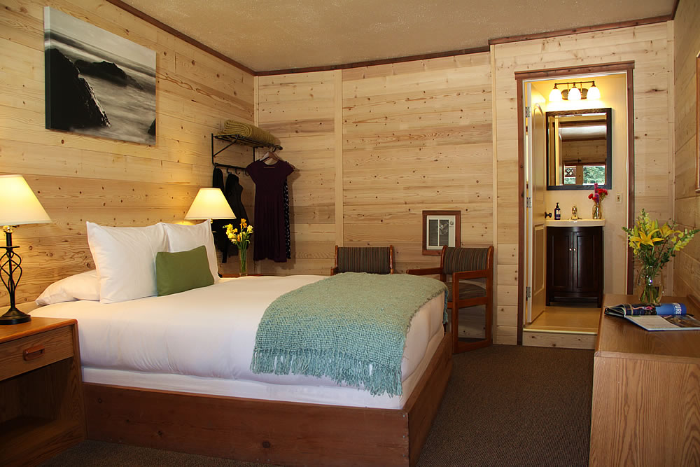Big Sur Hotel Rooms